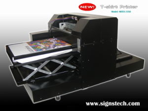 Economical T-Shirt Flatbed Printer (A3+) pictures & photos