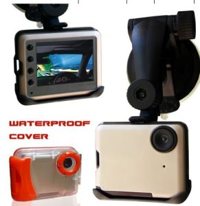 "HD720p Portable DVR With 2.0"" TFT Colorful Screen (CDVR022)"