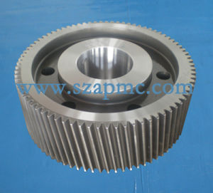 Surface Treatment Cylindrical Gear From China Gear Manufacturer