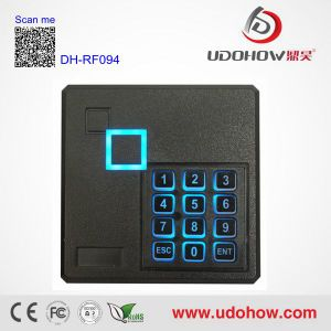 Electric Access Smart Card Reader and Keypad