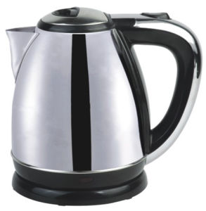 Stainless Steel Electric Kettle, Cordless Electric Kettle (H-SH-18G08B)