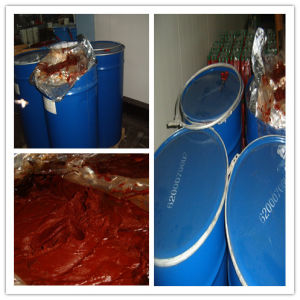 2013 High Quality Tomato Paste in Drum with Brix 36%-38%