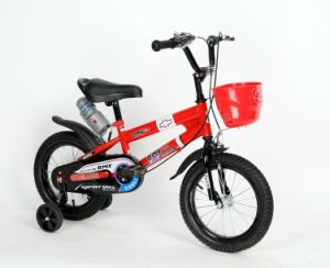 "12"" Red Children Bicycle"