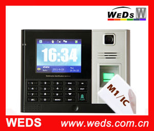 Biometric Fingerprint Time Attendance with Access Control System