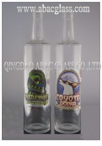 Gin Glass Bottle (750ml) pictures & photos