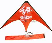 Flame Stunt Kite (ds8)