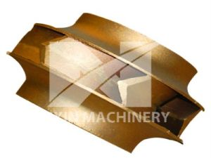 Tin Bronze Impeller by Copper/Brass/Bronze Sand Casting pictures & photos
