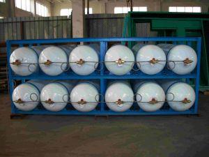 CNG Cylinder Sheet Gas Compressor pictures & photos