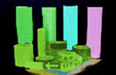 Luminescent Film /Photoluminescent Self-Adhesive Vinyl
