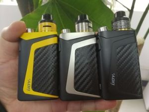 100% Authentic Ijoy Rdta Box Mini Mod Kit 6ml with Built-in Li-Po 2600 mAh Battery pictures & photos