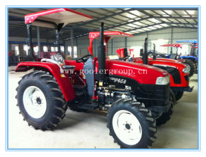 Tractor (45HP 4WD) with CCC/ISO (LZ454) pictures & photos