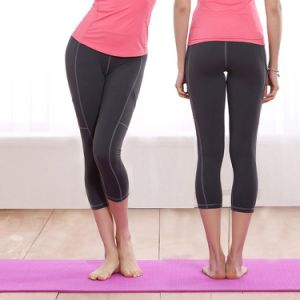 Soft Good Feel Sports Pants Long Pants Seamless Yoga Pants pictures & photos