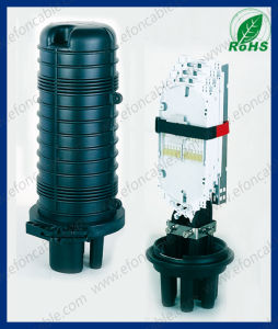 Fiber Optic Heat Shrinkable Splice Closure (up to 96 Cores) pictures & photos