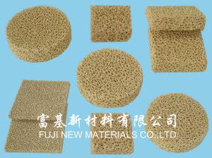 Steel Casting Zirconia Ceramic Foam Filters