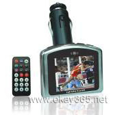 Car MP3/4 Player with Flash Memory (V87)