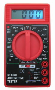 3 1/2 Digital Multimeter (DT830Q)