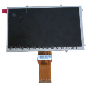 Rg070ja0bcw 7 Inch TFT LCD Screen for Car DVD Display pictures & photos