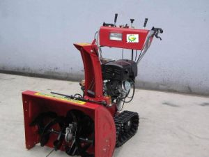 "27""305CC Electric Snow Blower pictures & photos"
