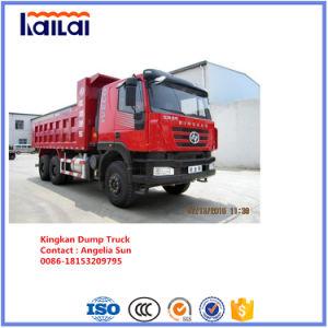 Hongyan Kingkan 6X4 Tipper Truck for Sale (CQ3254) pictures & photos