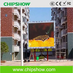 Chipshow Full Color P16 Large Outdoor LED Screen pictures & photos