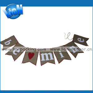 Merry Christmas Burlap Banner Merry Christmas Banners
