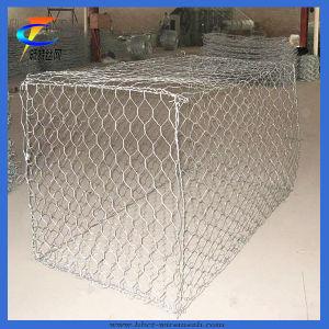 Hot Sale! ! Galvanized Hexagonal Gabion Box/Gabion Wire Mesh pictures & photos