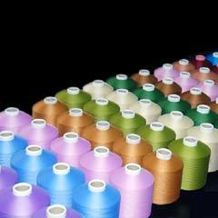 Polyester Bleached Yarn (100D)