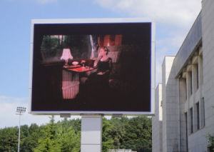 LED Graphic Display/LED Moving Sign/LED Message Display (SY-OF6.25)