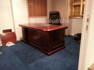 High Quality Executive Office Furniture Executive Desk&Chair&File Cabinet&Guest Chair (FOHA-1826) pictures & photos