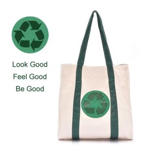 Cotton Ecological Bag/Canvas Shopping Bag