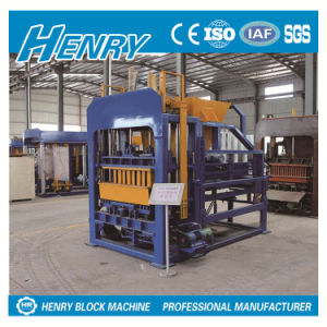 Qt4-15 Concrete Block Making Machine Automatic Construction Block Making Machinery pictures & photos