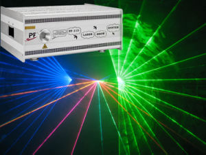 RGB Laser Lighting, Disco Laser Light