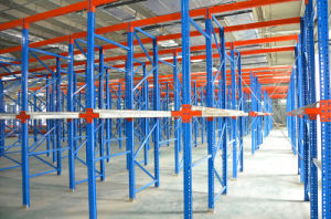 Drive-in Rack / Drive-Throu Racking System pictures & photos