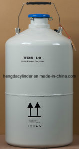 10L Liquid Nitrogen Container (YDS-10-80)