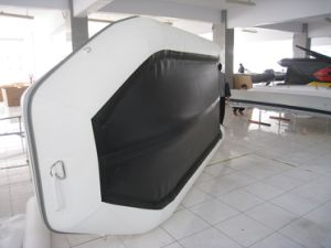 Inflatable Work Boat Rescue Boat CE Approved pictures & photos