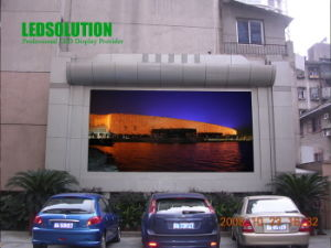 P10 Outdoor LED Display (LS-O-P10) pictures & photos