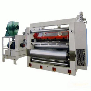 Corrugated Carboard Single Facer Machine pictures & photos