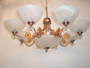 LED Pendent Light with Crystal pictures & photos