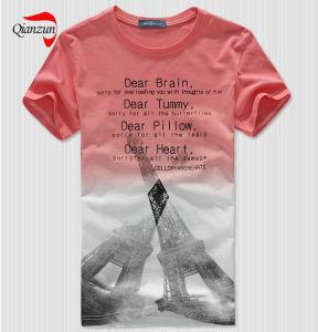 Color Print T Shirt (ZJ097) pictures & photos