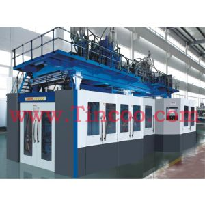 Six and Seven Layers Extrusion Blow Molding Machine (DHB-M120) pictures & photos