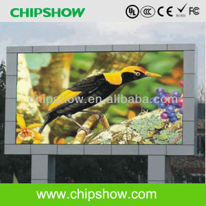 Chipshow P20 Full Color Outdoor LED Display Screen pictures & photos