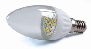 E14 AC LED Lamps, 1.5W, Epistar SMD3528 30PCS