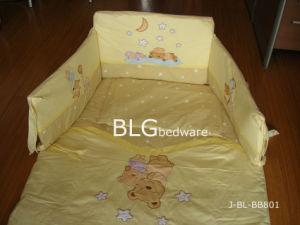 Baby Comforter Set (J-BL-BB801)