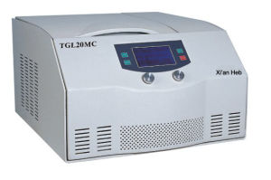 TGL20MC High Speed Refrigerated Centrifuge pictures & photos