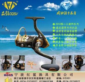 Spinning Reels -Pk500-6000f