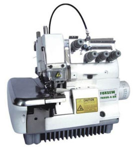 Back Latching Seaming Overlock Sewing Machine pictures & photos