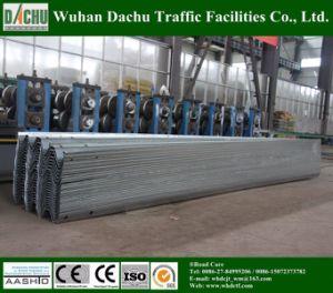 Q235 Galvanized Steel Metal Beam Road Crash Barrier pictures & photos
