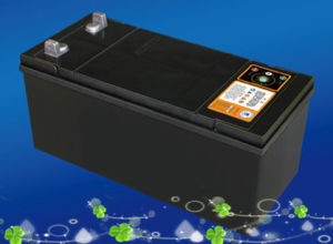Universal Dry Charged Car Battery with Favorable Price pictures & photos