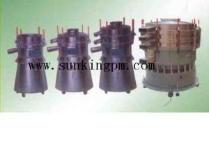 XZS Screen Vibrating Machine for Pharmaceutical Equipment pictures & photos