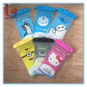 New Cute PVC Mobile Phone Waterproof Bags pictures & photos